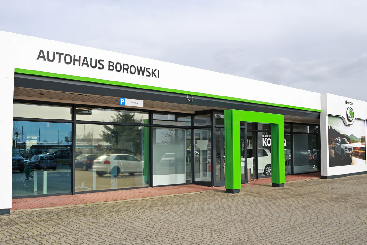 Autohaus Harald Borowski in Helmstedt